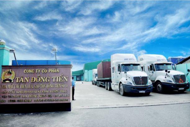 Công ty CP Tân Đồng Tiến – Bền bỉ khát vọng khẳng định thương hiệu gạo Việt trên trường quốc tế