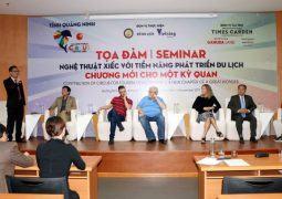 Quảng Ninh: Nghệ thuật xiếc sẽ trở thành sản phẩm du lịch