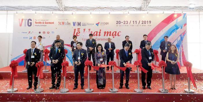 Khai mạc VTG 2019: Thoả mãn nhu cầu nâng cấp máy móc, thúc đẩy chuyển đổi công nghiệp