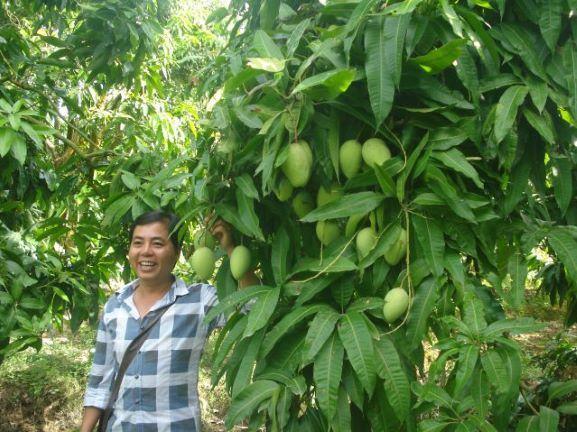 Huyện Cao Lãnh: Phát huy hiệu quả mô hình Hội quán nông dân