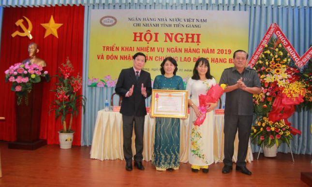 Ngành ngân hàng tỉnh Tiền Giang: Mở rộng tín dụng hiệu quả đi đôi với nâng cao chất lượng tín dụng