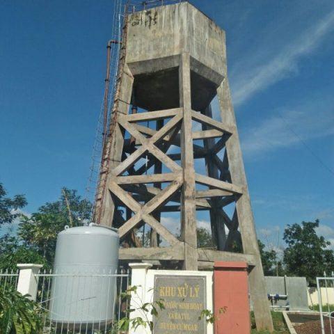 """Trung tâm nước sạch và VSMTNT Đắk Lắk: """"Người dân cần được sử dụng nước sạch đạt tiêu chuẩn chất lượng"""""""