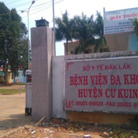 Trung tâm Y Tế huyện Cư Kuin – bệnh viện đa khoa Cư Kuin Lấy người bệnh làm trung tâm, hiệu quả điều trị làm thước đo chất lượng