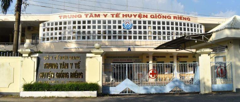 """Trung tâm Y tế huyện Giồng Riềng – """"Điểm sáng"""" trong công tác chăm sóc sức khỏe ban đầu cho nhân dân"""