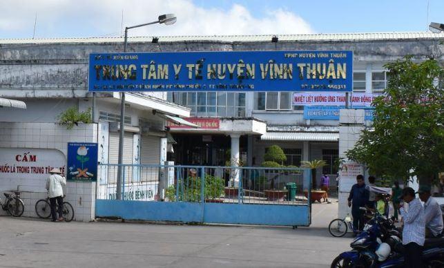 Trung tâm y tế huyện Vĩnh Thuận – Đảm bảo người dân được sống trong môi trường an toàn về sức khỏe