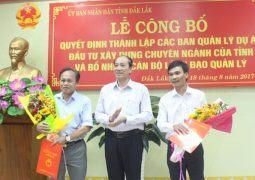 Ban QLDA ĐTXD công trình Dân dụng và Công nghiệp Đắk Lắk: Phát huy cao độ tinh thần đoàn kết