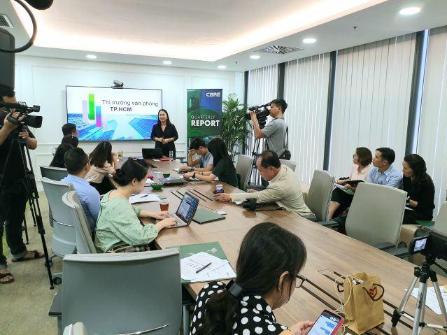 Nguồn cung văn phòng Tp.HCM tăng mạnh năm 2019: Văn phòng linh hoạt là xu hướng dẫn đầu thị trường