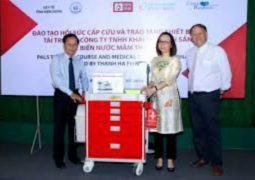 Bệnh viện Đa khoa tỉnh Kiên Giang trên hành trình phấn đấu trở thành bệnh viện hạng đặc biệt