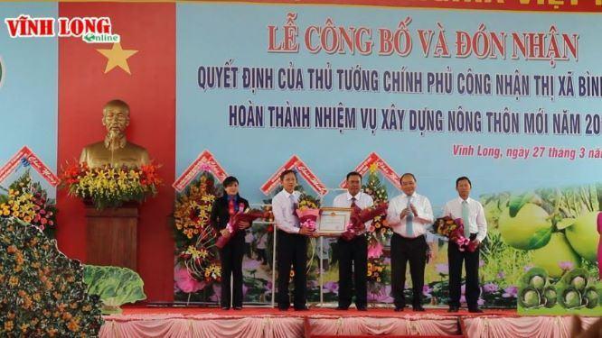 Sở Nông nghiệp tỉnh Vính Long: Nông dân giữ vai trò chủ thể