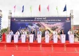 Hải Phòng: Khởi công xây dựng Dự án Hoang Huy Grand Tower cao 37 tầng