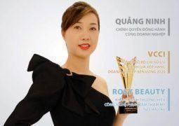 Rosy Beauty – Câu chuyện thành công của một Doanh nghiệp hàng đầu trong ngành công nghiệp phun xăm thẩm mỹ ở Việt Nam