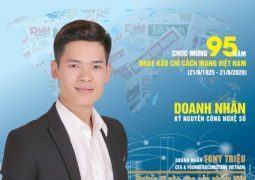 """Doanh nhân Tony Triệu: """"Hướng đi nào cho sản phẩm Việt vào thị trường Mỹ qua Amazon?"""""""