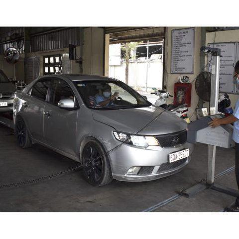 Trung tâm Đăng kiểm xe cơ giới Đồng Nai: Không ngừng nâng cao chất lượng kiểm định