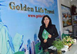 """Golden Life Travel: CEO Nguyễn Thị Xuân Lan """"Kinh doanh là phong cách sống"""""""