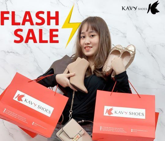 """Kavy Shoes: Bùng nổ chương trình """"Sale chấn động – đồng giá toàn bộ"""""""