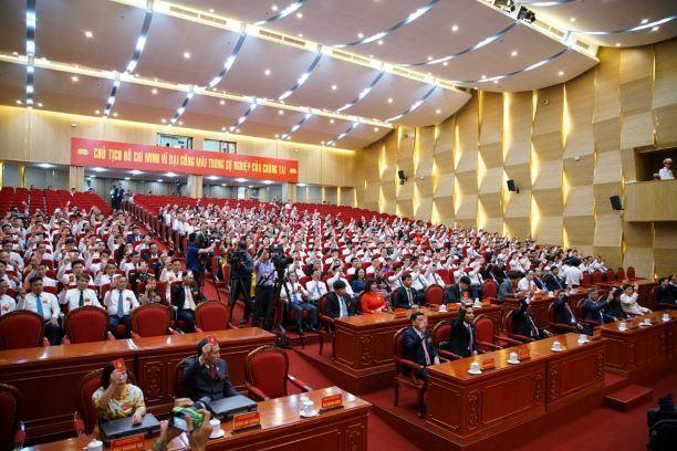 Khai mạc phiên trù bị Đại hội đại biểu Đảng bộ Hải Phòng
