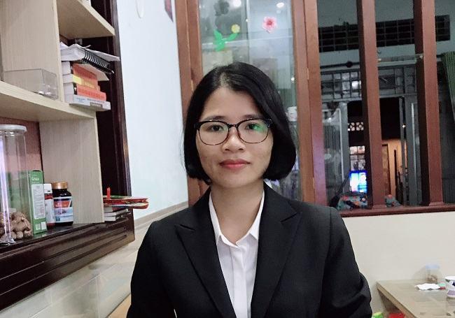 Nữ Luật sư hết lòng vì người nghèo Vũ Thị Tuyết Mai