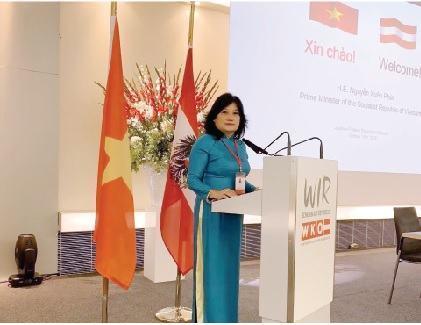 Doanh nhân Nguyễn Thị Thu Trang – Nữ doanh nhân tiêu biểu thời của phụ nữ thời đại 4.0