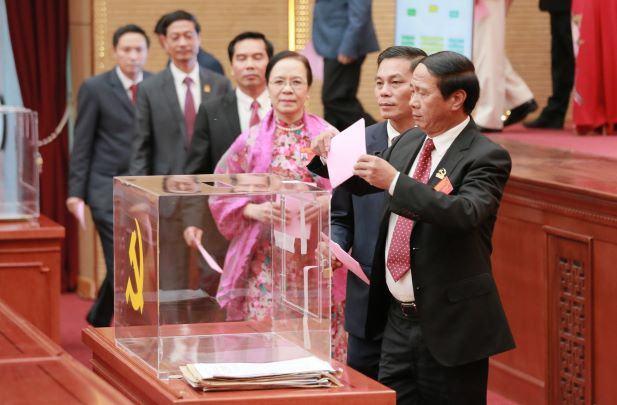Đại hội Đảng bộ thành phố Hải Phòng lần thứ XVI (nhiệm kỳ 2020-2025) sẽ diễn ra từ ngày 13 đến 15/10/2020