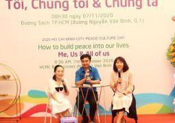 Lan tỏa điều tử tế đến người trẻ tại sự kiện Quảng bá Văn hóa hòa bình 2020