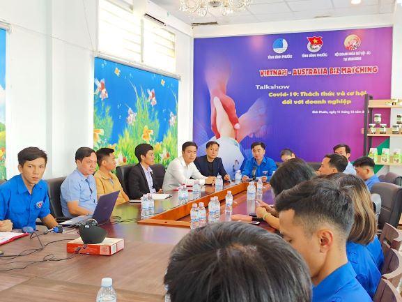 Startup Việt – Úc giao lưu trực tuyến tìm cơ hội mới