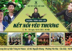 """Hội Tày – Nùng Việt Nam chính thức khởi động chương trình giao lưu """"kết nối yêu thương"""""""