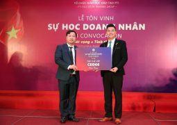 CEO Nguyễn Duy Hưng: Khát vọng và tinh thần Việt