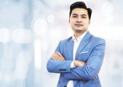Doanh nhân Vũ Đức Trọng Tâm – GĐ kinh doanh Công ty TNHH Tâm Phát Corporation Việt Nam: Chúng tôi được rèn luyện trong một năm vô cùng hà khắc