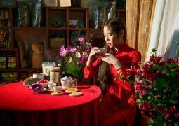 """Cô gái trẻ Bùi Thị Dịu với ước mơ xây dựng thương hiệu """"Trà Duyên"""""""