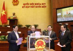 Hôm nay Thủ tướng Phạm Minh Chính tiếp nhận bộ máy Chính phủ mới