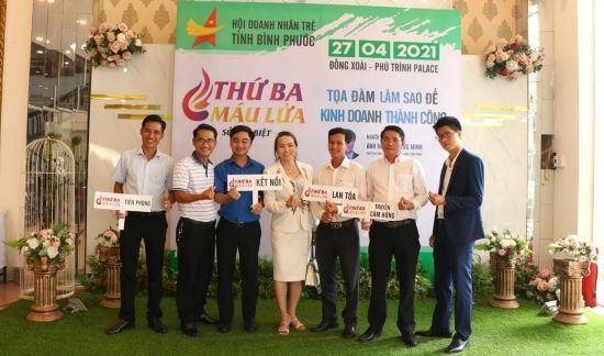 """Mô hình """"Thứ Ba máu lửa"""" giúp doanh nhân tỉnh Bình Phước vươn xa"""