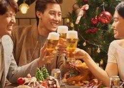 Sapporo Premium Beer – Nâng vị êm đằm, xứng tầm chất lượng