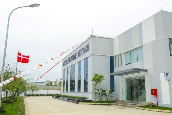 THYGESEN TEXTILE Việt Nam – Doanh nghiệp phát triển kinh doanh dựa trên giá trị chân chính