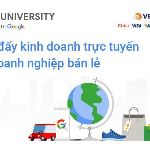 Chương trình đào tạo vì cộng đồng tăng hiệu quả bán lẻ online cùng Retail University 2021