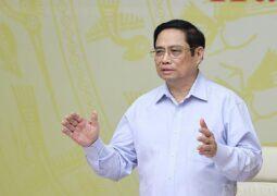 """Hội nghị trực tuyến Thủ tướng gặp doanh nghiệp: Mở cửa an toàn, Việt Nam không để đại dịch """"kìm chân"""""""