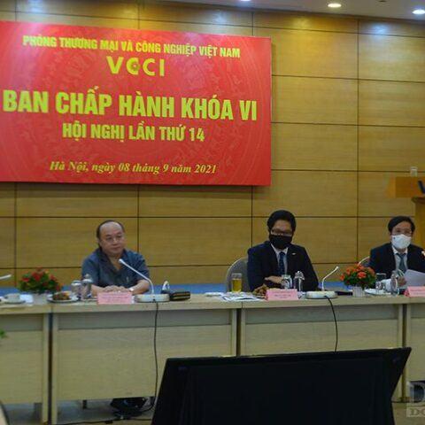 VCCI sắp ra mắt Hội đồng Hợp tác Doanh nghiệp ứng phó COVID-19