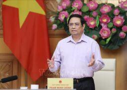 Thủ tướng sẽ đối thoại trực tuyến với cộng đồng doanh nghiệp vào ngày 26/9