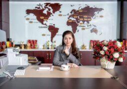 King Coffee và câu chuyện của nữ tướng ngành cà phê Lê Hoàng Diệp Thảo